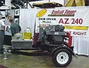 APWA CONGRESS: Milling/Trenching Machine