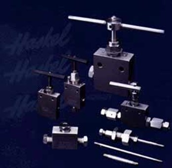 High Pressure Valves, Fittings and Tubes