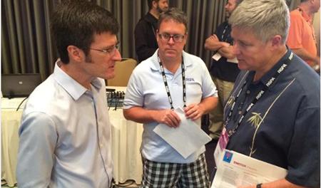 Heath, INSPIRE 2015 Attendees Discuss VAR Salesperson Challenges