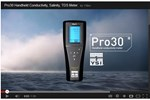 YSI Pro30 Conductivity/Salinity Meter