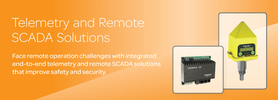 Telemetry And Remote SCADA Solutions Brochure