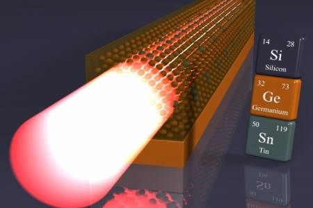 New Laser For Computer Chips