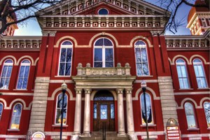 Integrator Brings Cloud-Based Access Control To Historic Courthouse