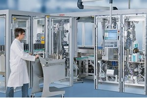 Integrated Lab Station For High Throughput Experimentation And Screening