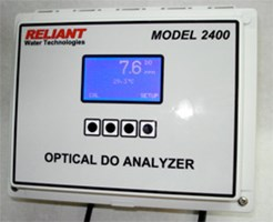 Model 2400 Optical Dissolved Oxygen Analyzer