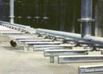 Sanitaire Stainless Steel Wide Band Coarse Bubble Aeration Systems by Xylem