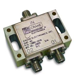 Crane - Ku-Band_Iso-Divider
