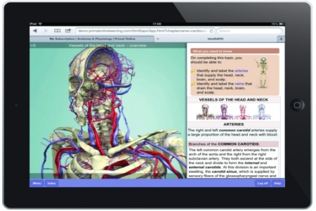 Primal Pictures Launches iPad Version Of Its Award-Winning Anatomy ...