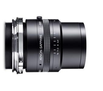 Xenon-Sapphire 16K Line Scan Lenses