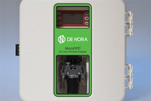 MicroDPD® On-Line Colorimeter Chlorine Analyzer