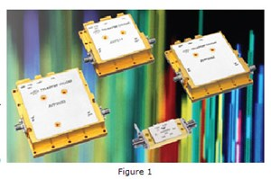 Medium Power Broadband Amplifiers For Military And Commercial Applications