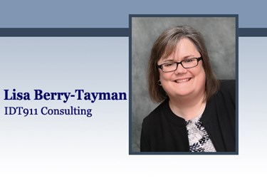 HITO Lisa Berry-Tayman, IDT911 Consulting
