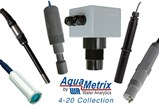 Aquametrix 4-20 mA Collection