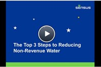 The Top 3 Steps To Reducing Non-Revenue Water