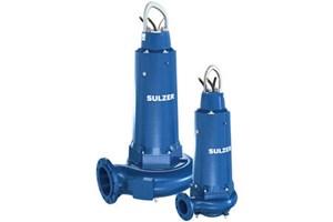 Submersible Sewage Pump Type ABS XFP CB Plus
