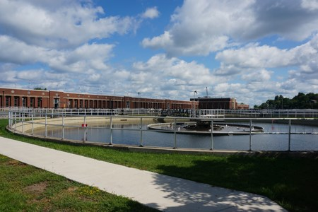 Wastewater Plant Solves Combined Sewer And Flow Metering Problems