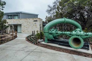 Keep Austin Sustainable: The Unique Case Of Water Treatment Plant No. 4