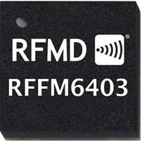 Front End Module (FEM) for ISM Band Applications: RFFM6403