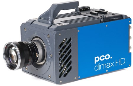 High Speed CMOS Camera System: pco.dimax HD/HD+