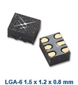 GaAs Control FET 300 kHz-2.5 GHz