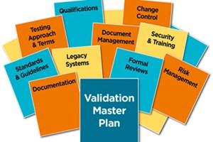 The Validation Master Plan