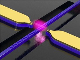 Nature Photonics: A Light Source For Faster Chips