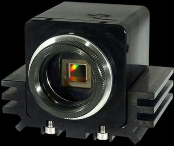 World's Smallest, Most Rugged EMCCD Camera: Hawk EM247