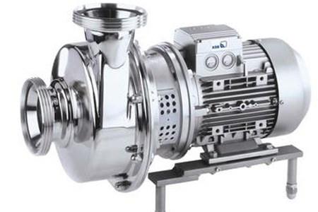 KSB Sanitary Pumps - The Vita Pumps