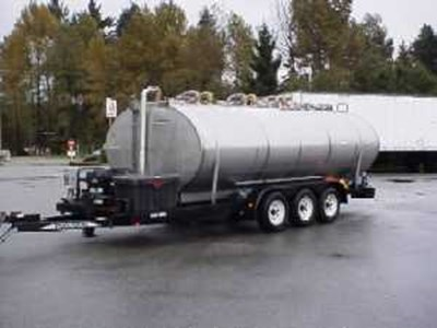Wastewater Treatment Trailer