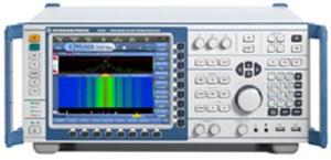 R&S ESMD Wideband Monitoring Receiver