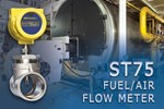 Optimize Plant Burner Fuel-To-Air Ratio With ST75 Flow Meter And Reduce Boiler Energy Costs
