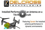Delcross Savant Tilt-Rotor Aircraft Video