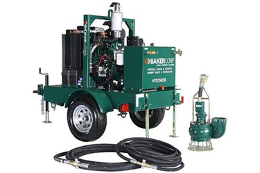 Pumps - Hydraulic Submersible