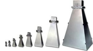 Standard Gain Horn Antenna 3.95 GHz to 5.85 GHz:SAS-583