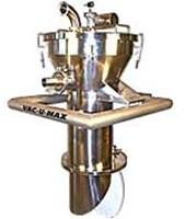 Vacuum Receiver: Dry Materials
