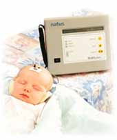 portable newborn hearing screener