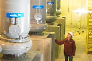 Michigan Utility's New Pumps Underscore Advancements In Wastewater Handling
