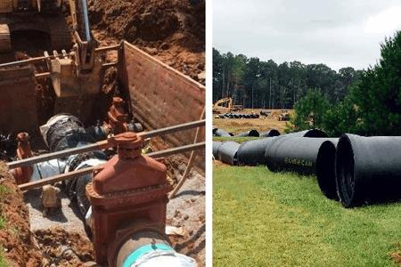 & AMERICAN Pipe And Valves Ensure Georgia Project Flows With Ease