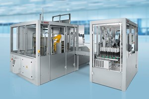 Transfer Of Lab Automation And Handling Concepts From Chemical To Pharmaceutical Applications