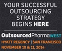 Outsourced Pharma West Conference And Exhibition