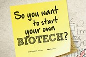 So You Want To Start Your Own Biotech?