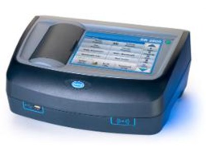DR 3900 Benchtop Spectrophotometer With RFID Technology