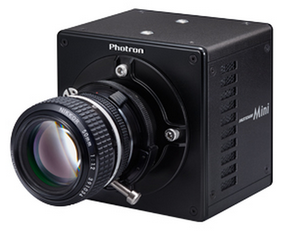 FASTCAM Mini UX50 High-Speed Camera