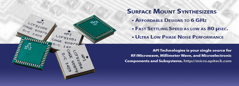 Affordable Surface Mount Synthesizers