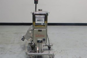 Used Safeline Metal Detector