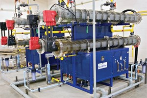 ClorTec® On-Site Sodium Hypochlorite Generation System