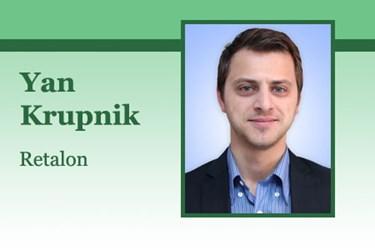 Yan Krupnik Marketing Manager Retalon