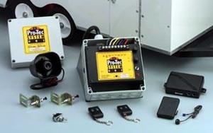 Trailer Alarm System