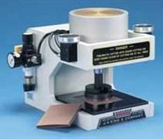 Pneumatic Fabric Sample Cutter