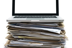 Document Imaging Has Been Around For Years But Paper Still Survives. Why?